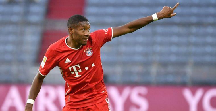 'Alaba (Bayern München) gaat voluit voor avontuur in Premier League'