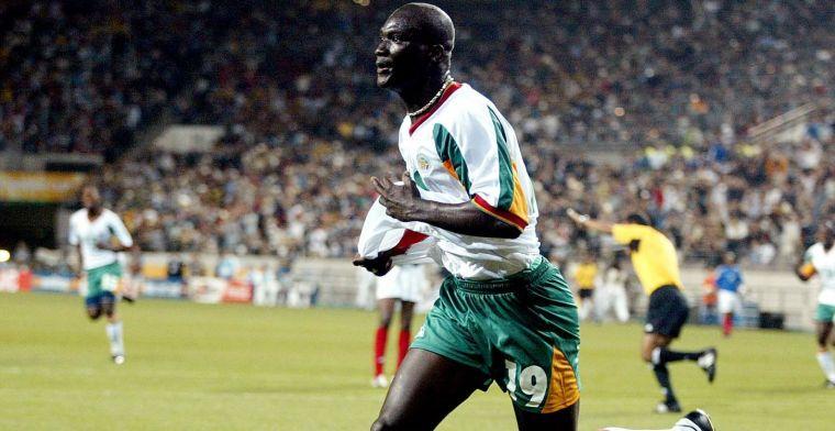 Droevig nieuws: WK 2002-held Bouba Diop op 42-jarige leeftijd overleden