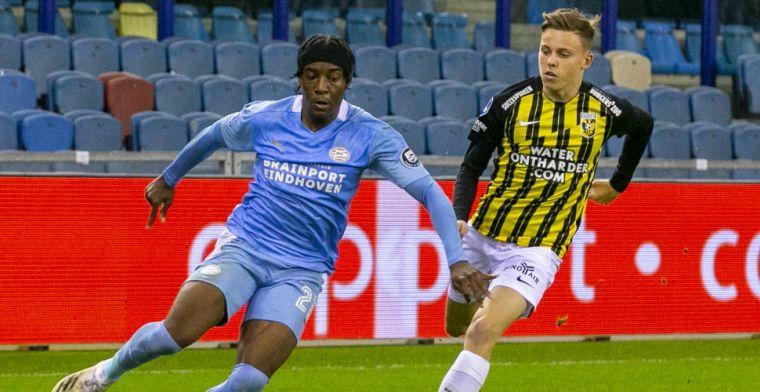 LIVE-discussie: basisdebuut voor Bazoer-vervanger (17) bij Vitesse tegen Fortuna