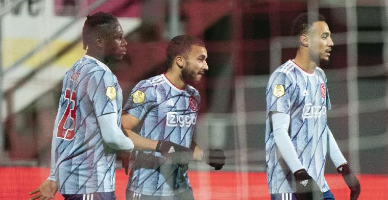 Complimenten voor Ajax-duo: 'In Eredivisie, nu ook in de Champions League'