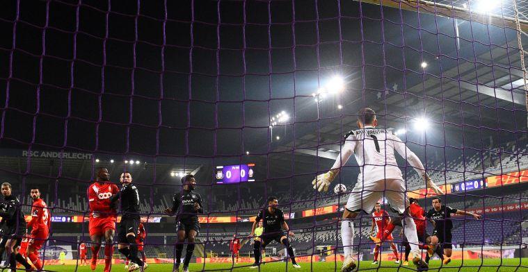 Anderlecht-doelman koestert hoop: Dan zijn we een onklopbaar topteam