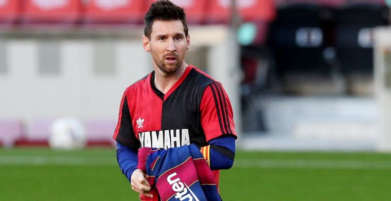Griezmann en Messi stelen de show in Camp Nou: extra blessurezorgen Koeman