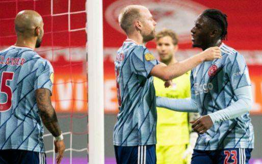 'Oranje-oproep terecht: wekelijks beslissend voor Ajax, kwaliteit druipt eraf'