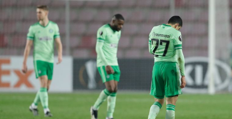 Bizar nieuws: Celtic-fans bekogelen Bolingoli en ploegmaats na uitschakeling