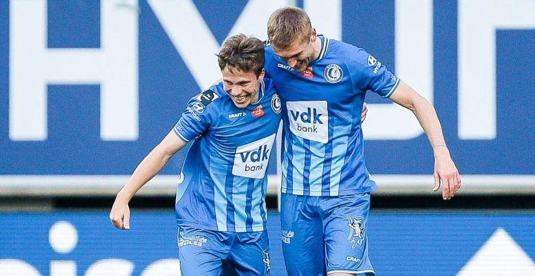 OFFICIEEL: Nog eens goed nieuws uit Gent, middenvelder verlengt contract