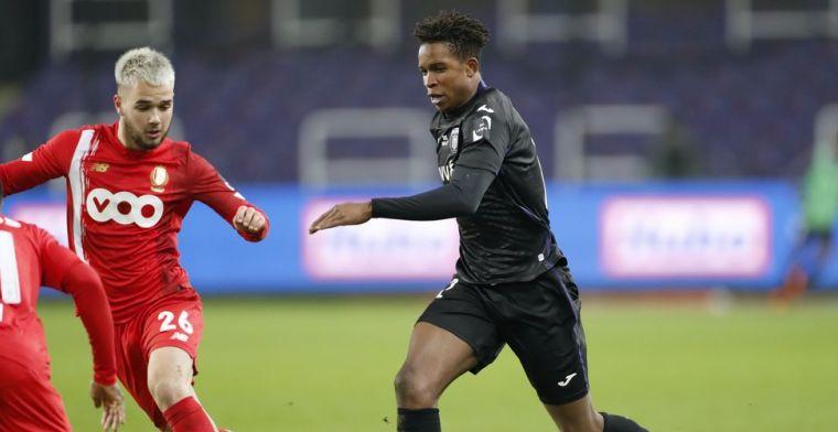 Zomertransfer Anderlecht overtuigt niet: 'De slechtste man op het veld'