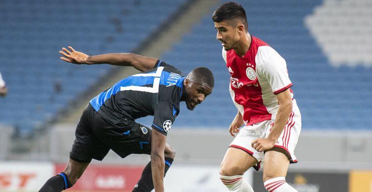 'Als Club Brugge met 5-0 verliest is dat normaal, bij Ajax is dat groot nieuws'
