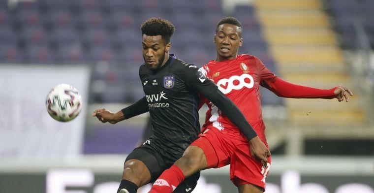 Verheyen onder de indruk van Delcroix (Anderlecht): Hij zal blijven evolueren