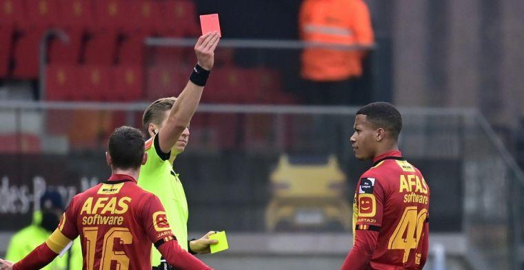 Is woede van KV Mechelen onterecht? 'Geen discussie mogelijk: rood'