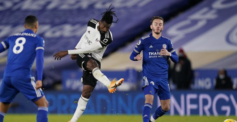 Leicester City verliest thuis en laat plek in Premier League-top liggen