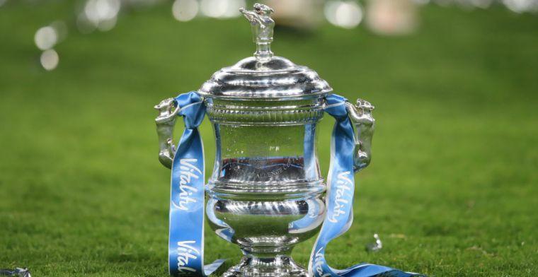 Droomloting in FA Cup: amateurploeg uit 8e divisie tegen Premier League-gigant