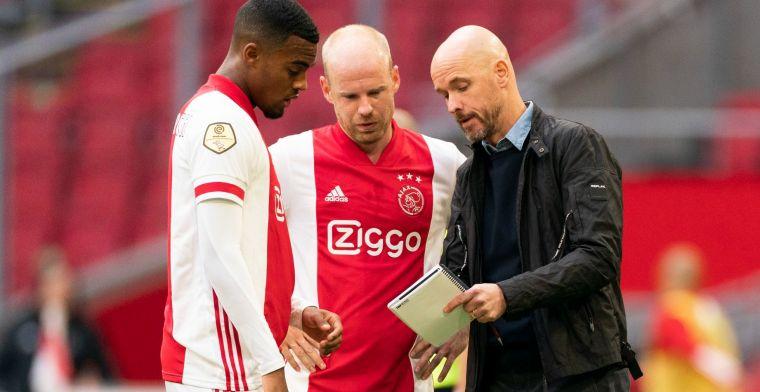 Ten Hag steekt loftrompet: 'Daarom heeft Ajax ook op zijn komst aangestuurd'