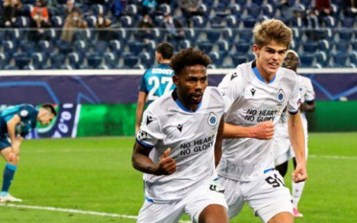 Club treft Zenit op goed moment: