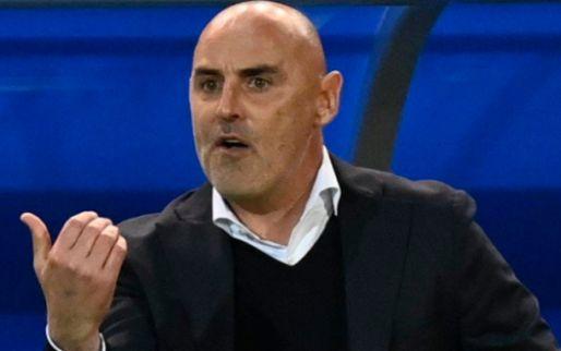 Het doek valt: 'STVV zet trainer Muscat aan de deur'
