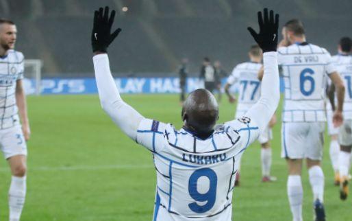 Afbeelding: Lukaku laat Inter, Hazard & Courtois dromen, gelijkspel voor Carrasco tegen Bayern