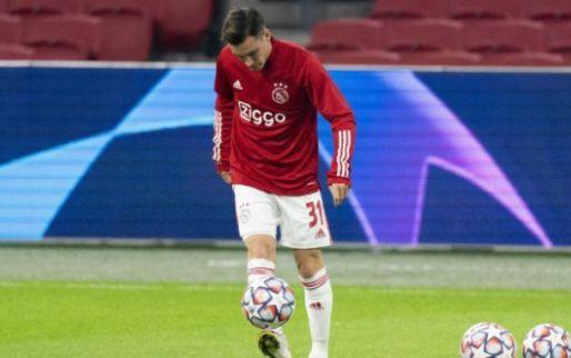 Tagliafico mag voor minder dan 25 miljoen weg bij Ajax