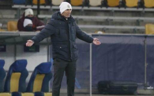 Afbeelding: Hevige kritiek na verrassende nederlaag Real tegen Shakhtar: 'Neem geen ontslag'