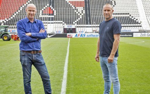 Van Galen: 'Boven PSV en Feyenoord moet je sowieso eindigen, vind ik'