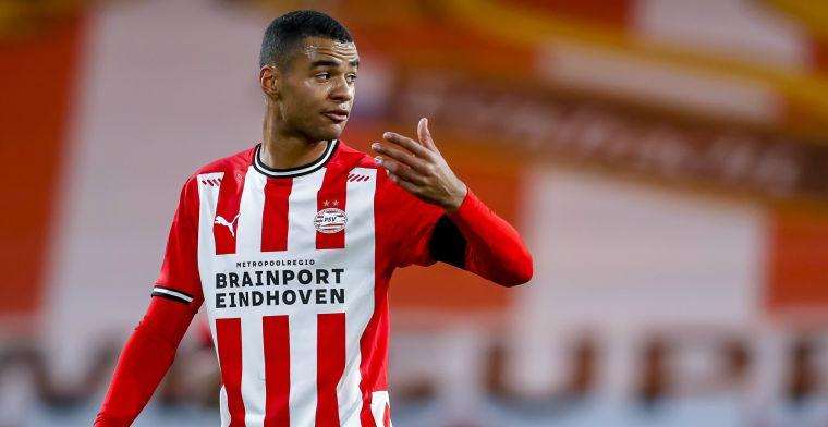 FOX Sports is PSV voor: Gakpo verlengt zijn PSV-contract met twee jaar