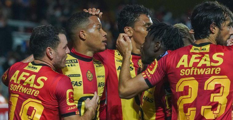 UPDATE: Mechelen ziet af van nieuwe procedure, schorsing Vranckx wordt aanvaard