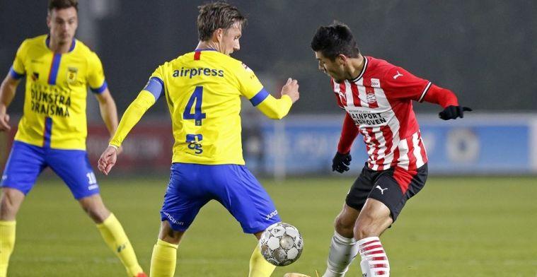 'Ik heb besloten dat ik er voor wilde gaan bij PSV en dat is nu niet anders'