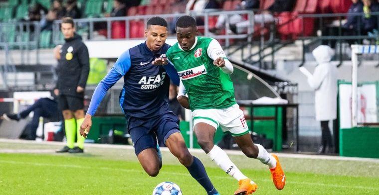 'Engelse grootmachten houden back van FC Dordrecht nauwlettend in de gaten'