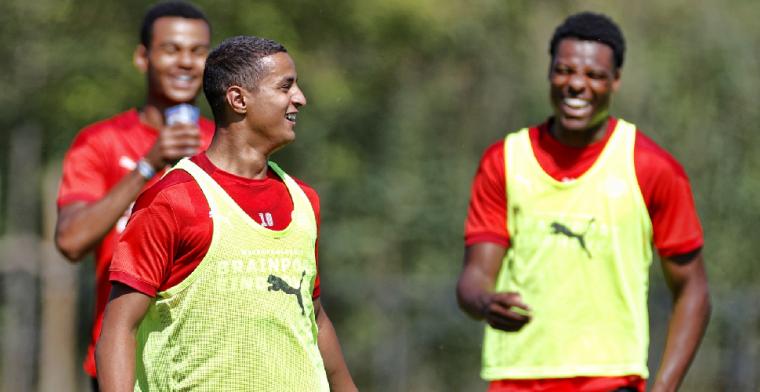 'PSV moet om de tafel met Raiola en hoopt nu op handtekening tweetal'