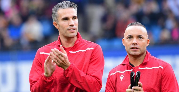 Van Persie licht toppers van FC Utrecht uit: 'Die kan op een hoger niveau spelen'