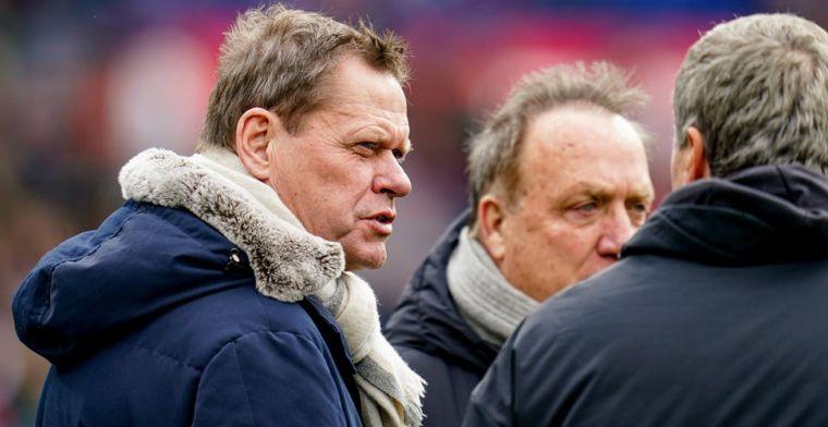 Arnesen zwaait Advocaat uit: Feyenoord mag blij en trots zijn