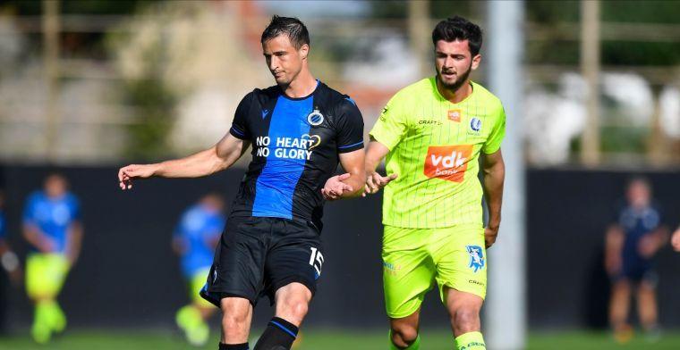 Goed nieuws voor Club Brugge: Mitrovic verschijnt na maanden opnieuw op het veld