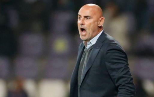 OFFICIEEL: STVV neemt afscheid van trainer Muscat en assistenten