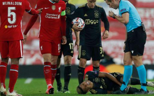 Ajax-zorgen rond Neres: 'Dan vrees je wel het ergste, het zou heel triest zijn'
