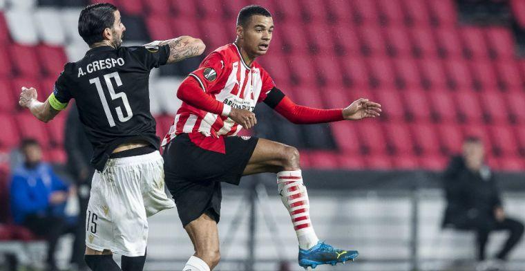 Gakpo verlengt contract bij PSV: 'Hij beschikt over zeldzame kwaliteiten'