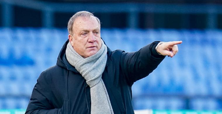 'Geen wrok' bij Advocaat: 'Feyenoord-coach miste wel beetje waardering'