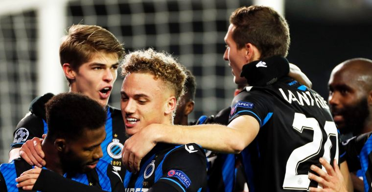 Het zwakste Zenit in jaren, maar dat maakt de rekening van Club Brugge niet