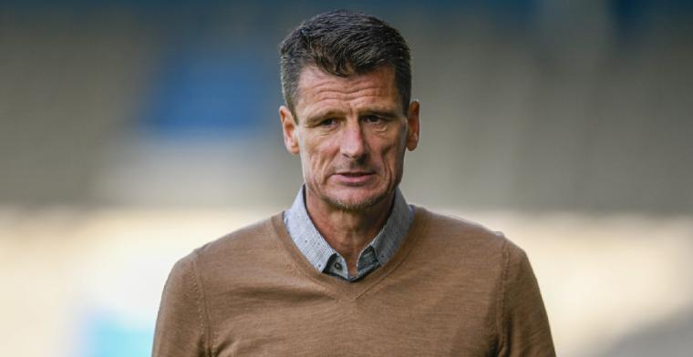 Jonk getipt als Feyenoord-kandidaat: 'Arnesen geïnspireerd door gesprekken'