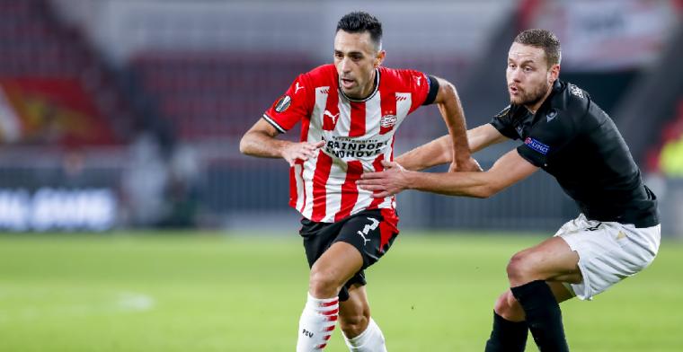 'Zahavi heeft enorm veel geld laten liggen vanwege PSV, dat verdient respect'