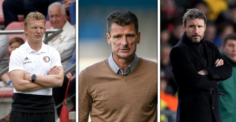 Acht kandidaat-opvolgers voor Advocaat: twee oer-PSV'ers, Slot en Buijs