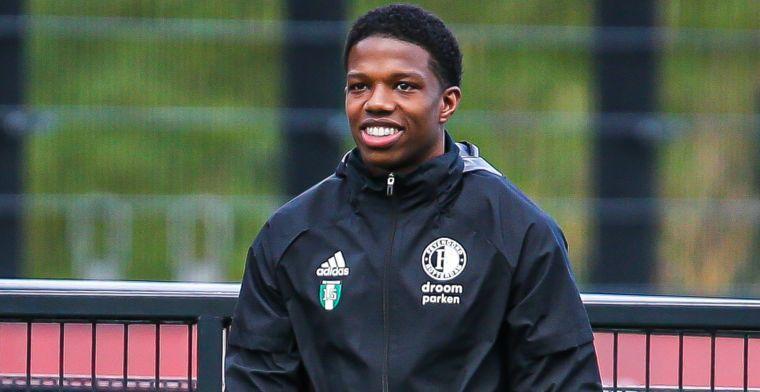 'Opsteker uit Feyenoord-ziekenboeg: Malacia en Toornstra trainen volledig mee'