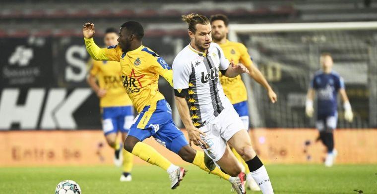 Waasland-Beveren verrast Charleroi en wint van de Carolo's