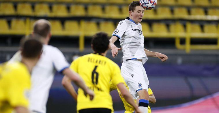 Vanaken snoept record Verheyen af en staat voor Europese mijlpaal Club Brugge