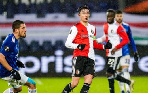 LIVE: Zwak Feyenoord verliest in eigen huis met 0-2 van Dinamo Zagreb (gesloten)