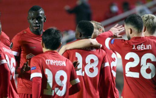 Afbeelding: Royal Antwerp wint met 3-1 tegen Ludogorets en stoot door naar volgende ronde
