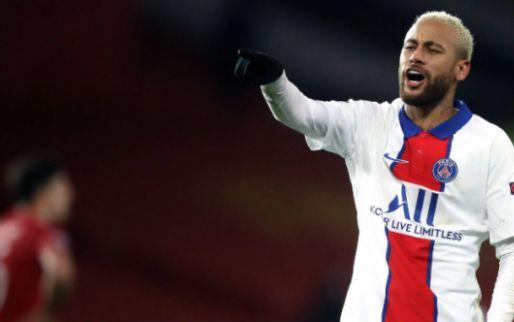 Neymar laat bommetje vallen bij PSG: 'Ik wil weer met hem samenspelen'