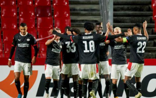 LIVE: PSV door naar de knock-out fase, AZ deelt de punten met Napoli (gesloten)