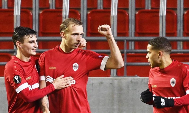 Afbeelding: Ritchie De Laet reageert na verdiende overwinning: