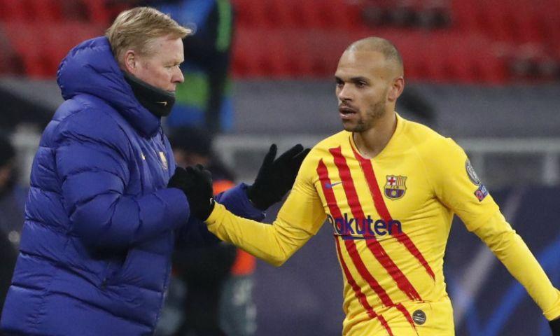 Afbeelding: Koeman ziet Barça-speler volledig opleven: 'Valdano mag elke week wel komen'