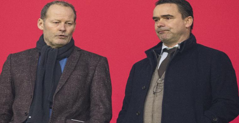 Blind trapt op de rem bij Ajax: 'Het kan AZ, PSV of Ajax ook gebeuren'