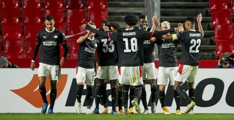PSV op rapport: vijfmaal 7, nul onvoldoendes in sterkste wedstrijd van het seizoen