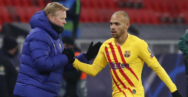 Koeman ziet Barça-speler volledig opleven: 'Valdano mag elke week wel komen'